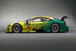 Mike Rockenfeller'in 2014-spec Audi RS 5 DTM'i