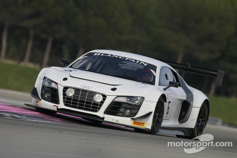 #6 Phoenix Racing 奥迪 R8 LMS ultra