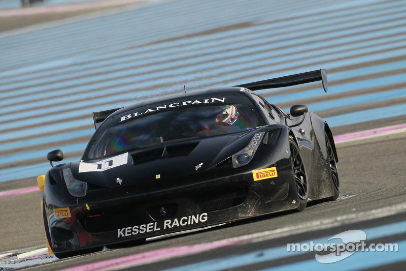 #11 Kessel Racing Ferrari 458 Italia