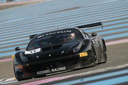 #11 Kessel Racing 法拉利 458 Italia