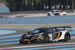 #16 Boutsen Ginion Racing McLaren MP4-12C