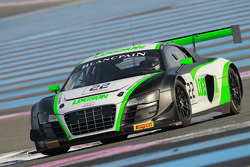 #22 Team Parker Racing Audi R8 LMS ultra