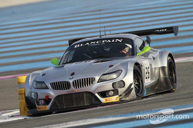 #26 BMW Z4 GT3