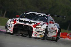 #35 日产 GT学院车队 RJN 日产 GT-R Nismo GT3
