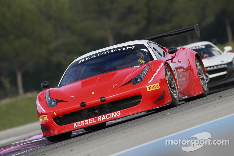 #111 Kessel Racing Ferrari 458 Italia