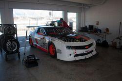 #71 Archer Racing/Race-keeper/Team Tech Chevrolet Camaro: David Mazyck