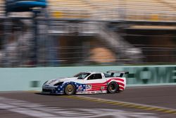 #57 Kryderacing/Carbo Tech Brakes/WRPI Chevrolet Corvette: David Pintaric