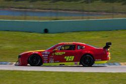 #49 Archer Racing 雪佛兰 科迈罗: Nathan Stokey