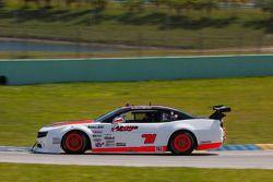 #71 Archer Racing/Race-keeper/Team Tech 雪佛兰 科迈罗: 大卫·马兹伊克