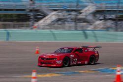 #12 Miller Racing Chevrolet Camaro: Geoff Fane