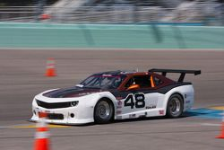 #48 Ottawa Solar Power/BC Race Cars Chevrolet Camaro: Michael McGahern
