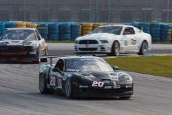 #20 Carbotech Chevrolet Corvette: Russ Snow