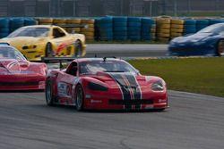 #2 Performacne Driving Group/SCDE Chevrolet Corvette: Henry Gilbert