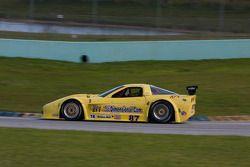 #87 3Dimensional.com Chevrolet Corvette: Doug Peterson