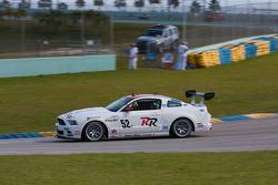 #52 Rehagen Racing Ford Mustang: Dean Martin