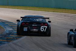 #67 BMG Management Chevrolet Corvette: Jason Berkeley