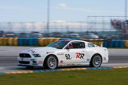 #52 Rehagen Racing 福特 野马: 迪恩·马丁