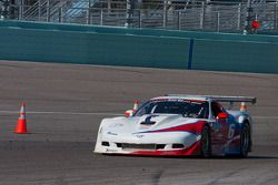 #6 Wright Track LLC Chevrolet Corvette: Mary Wright
