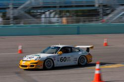 #60 Ryan Companies US Inc Porsche GT3 Cup: Tim Gray