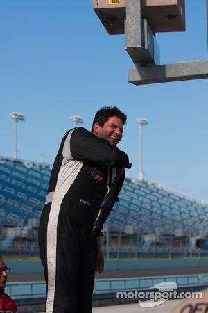 RJ Lopez, TA racewinnaar
