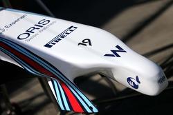 Williams F1 Team : aileron avant