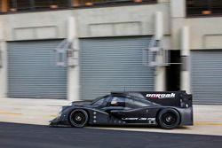 Alex Brundle Ligier JS P2 testinde