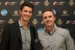 Nick Percat e Mark Winterbottom