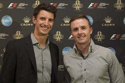 Nick Percat et Mark Winterbottom