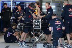 Red Bull Racing mecaniciens 13