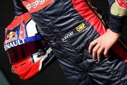 Daniil Kvyat , Scuderia Toro Rosso 13