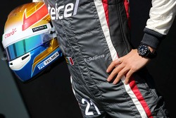 Esteban Gutierrez (MEX), Sauber F1 Team 13