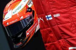 Kimi Raikkonen , Scuderia Ferrari 13