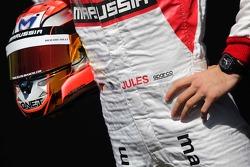 Jules Bianchi (FRA), Marussia F1 Team 13