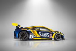 K-PAX Racing McLaren 12C GT3