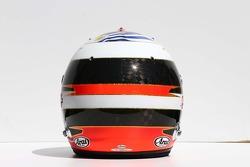 Casque d'Adrian Sutil, Sauber