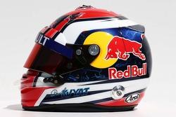 Casque de Daniil Kvyat, Scuderia Toro Rosso