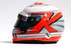 Casque de Kevin Magnussen, McLaren