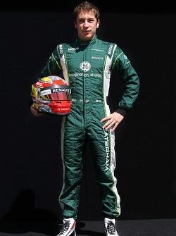 Alexander Rossi, Caterham F1