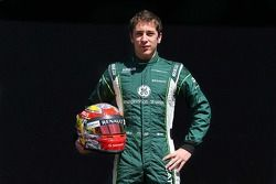 Alexander Rossi, Caterham F1 Yedek Pilotu