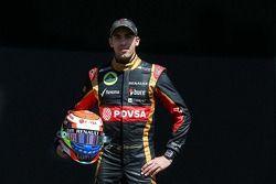 Pastor Maldonado, Lotus F1 Takımı