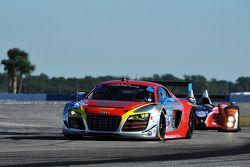 #45 Flying Lizard Motorsports Audi R8 LMS: Nelson Canache, Spencer Pumpelly, Markus Winkelhock, Tim