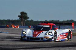 #5 Action Express Racing Corvette DP Chevrolet: Joao Barbosa, Christian Fittipaldi, Sébastien Bourda