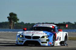#56 BMW Team RLL BMW Z4 GTE: John Edwards, Dirk Müller, Dirk Werner