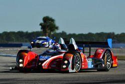 #38 Performance Tech Motorsports ORECA FLM09 Chevrolet: Charlie Shears