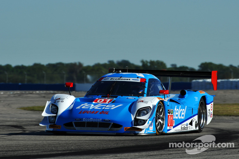 2014: #01 Chip Ganassi Racing, Riley-Ford DP