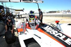 #6 Pickett Racing ORECA 日产: 克劳斯·格拉芙