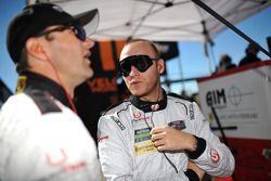 Townsend Bell e Jeff Segal