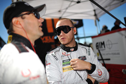 Townsend Bell et Jeff Segal