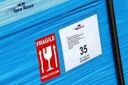 Scuderia Toro Rosso kargosu