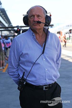 Ron Dennis, McLaren Genel Başkanı